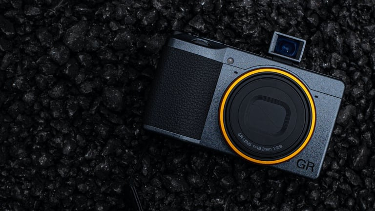 Ricoh announces the limited edition GR III Street Edition
