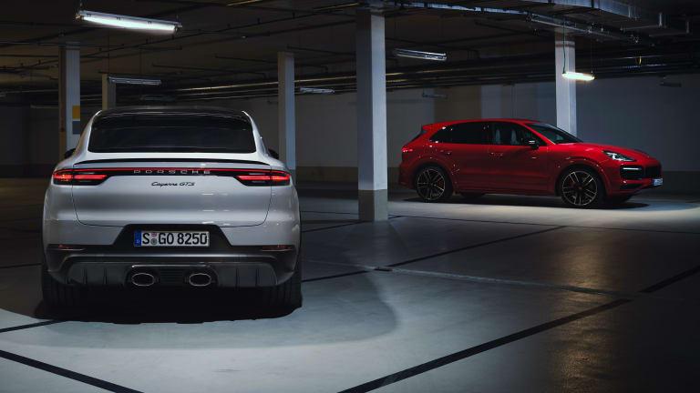 Porsche reveals the V8-powered 2021 Cayenne GTS