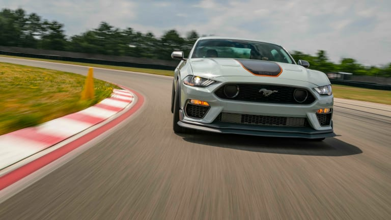 Ford brings back the Mach 1 as a new limited edition
