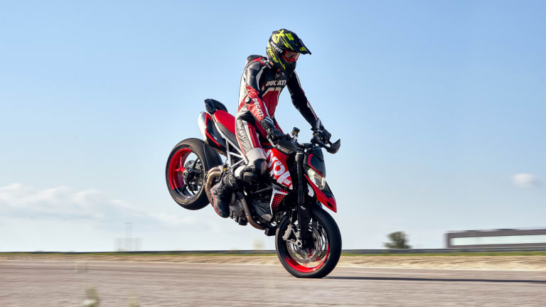Ducati launches its limited edition Hypermotard 950 RVE