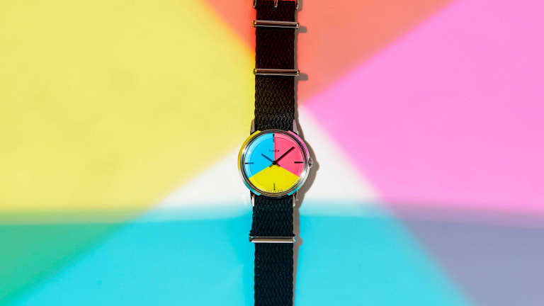 Todd Snyder and Timex celebrate Pride with a new limited edition