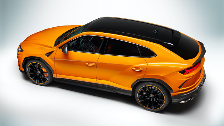 Lamborghini launches the Urus Pearl Capsule
