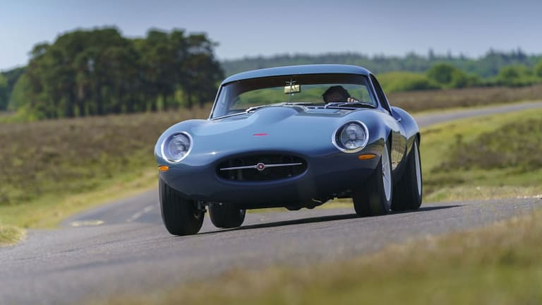 Eagle introduces its jaw-dropping tribute to the Lightweight E-Type