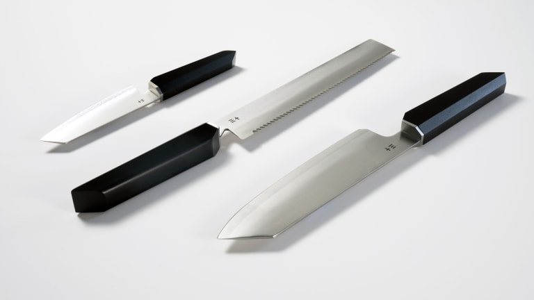 Hinoki's new Essentials line offers a trio of versatile and affordable kitchen knives
