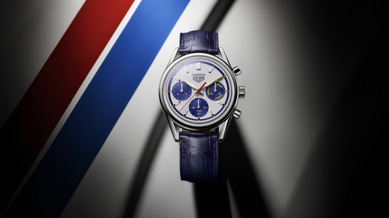 Tag Heuer unveils its second 160th Anniversary timepiece with the Montreal Limited Edition