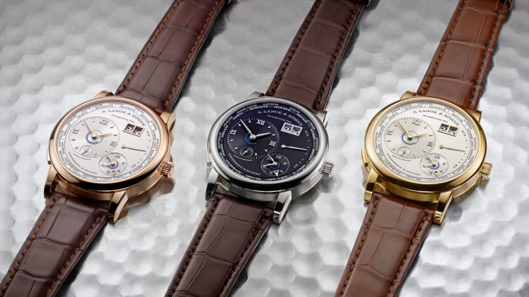 A. Lange & Söhne announces a new Lange 1 Time Zone with an all-new movement