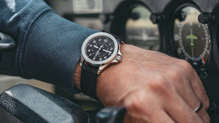Yema launches a new pilot watch and a reissue of a 1965 classic