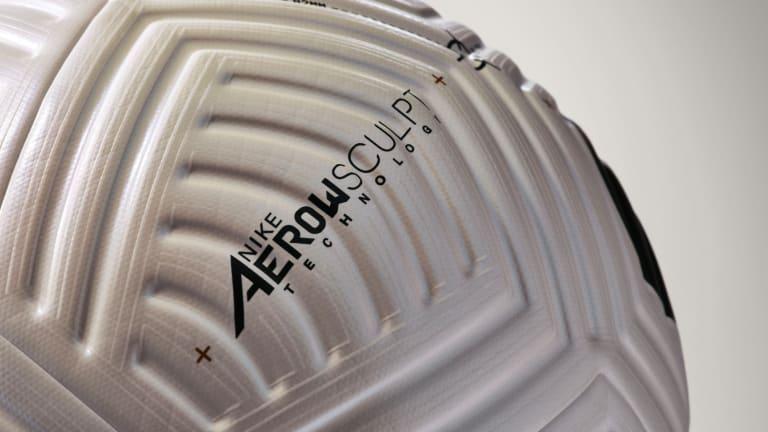 Nike's Flight Ball optimizes football aerodynamics with AerowSculpt technology