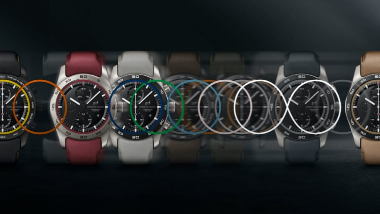 Porsche Design launches its custom-built Timepieces program