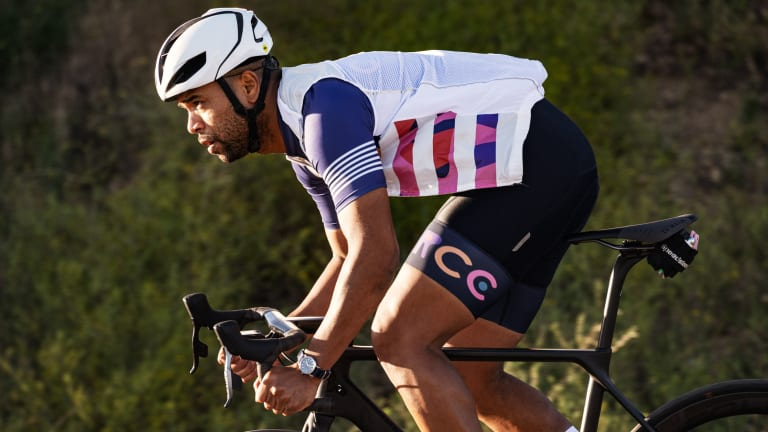 Rapha and artist Geoff McFetridge launch an exclusive RCC collection