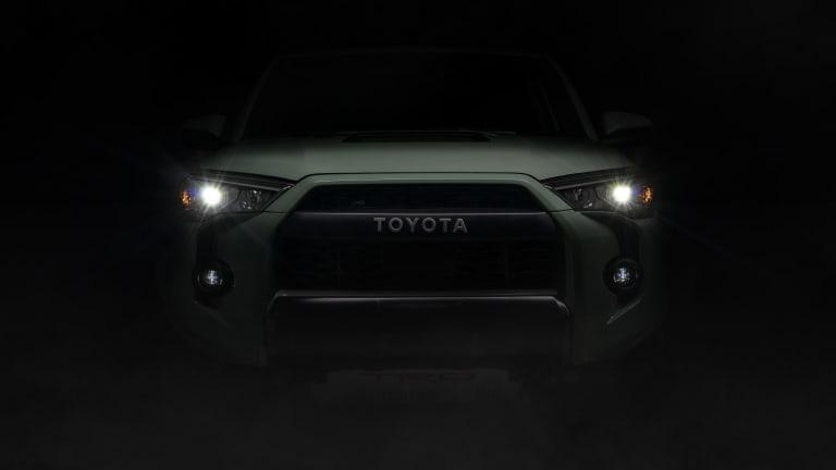 Toyota reveals its latest TRD Pro color option, Lunar Rock