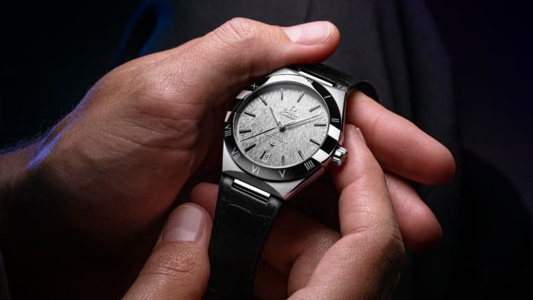 Omega introduces a new 41mm Constellation