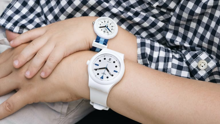 Hodinkee's latest collaboration with Swatch is for watch lovers of all ages
