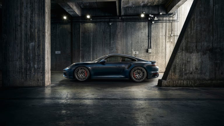 Porsche reveals the 911 Turbo Coupe and Cabriolet