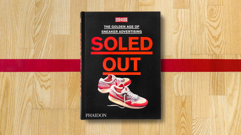 Sneaker Freaker and Phaidon release the definitive book on sneaker advertising