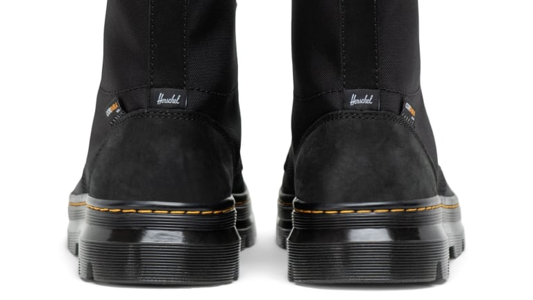Herschel releases an all-weather boot with Dr. Martens