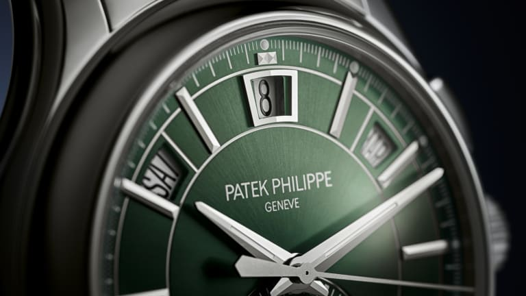 Patek Philippe releases the Ref. 5905 in stainless steel