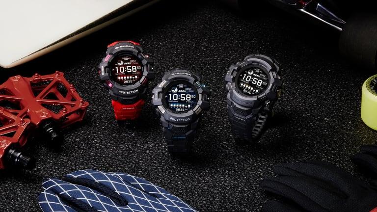 G-Shock reveals its first Wear OS-powered smartwatch