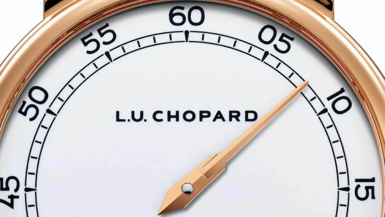 Chopard celebrates the 25th anniversary of its L.U.C collection with the Quattro Spirit 25