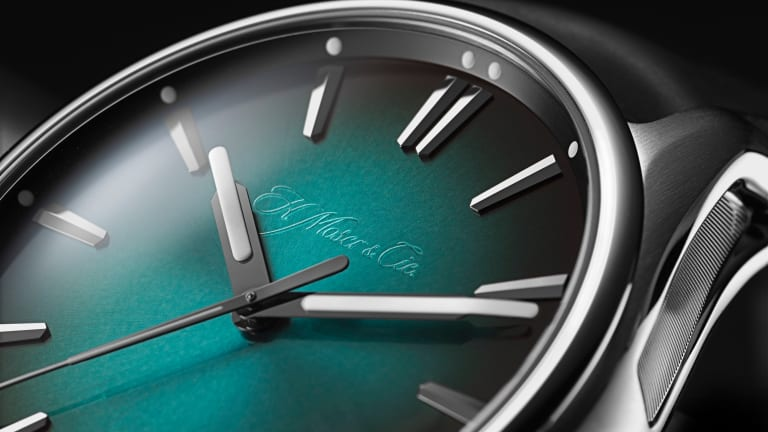 H. Moser & Cie launches the Pioneer Mega Cool
