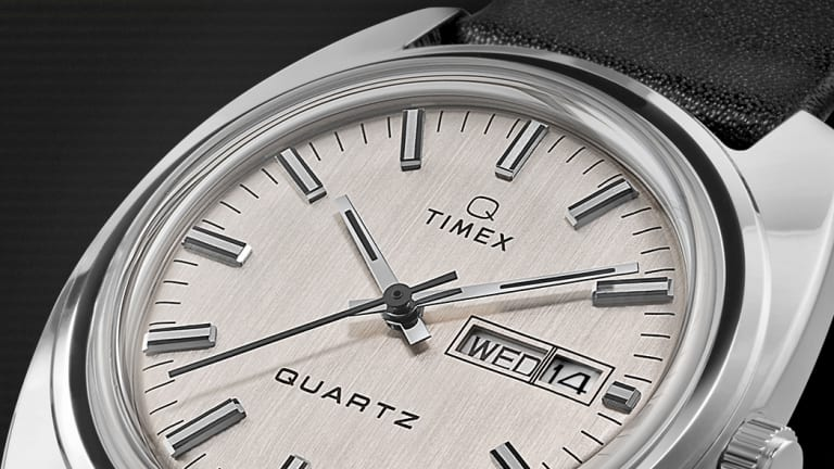 Timex continues to explore the 70s with its Q Timex 1978 Ressiue