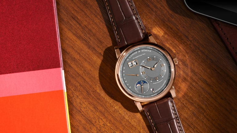 A. Lange & Söhne introduces two new Lange 1s and a new Triple Split Chronograph