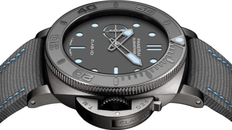Panerai sets its sights on sustainability for its latest timepieces