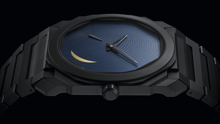 Bulgari launches a new limited edition Octo Finissimo with Tadao Ando