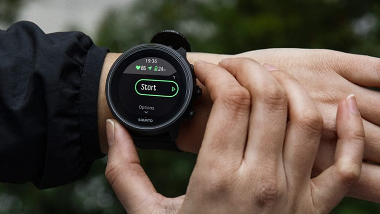 Suunto upgrades its flagship sports watch with titanium and enhanced battery life