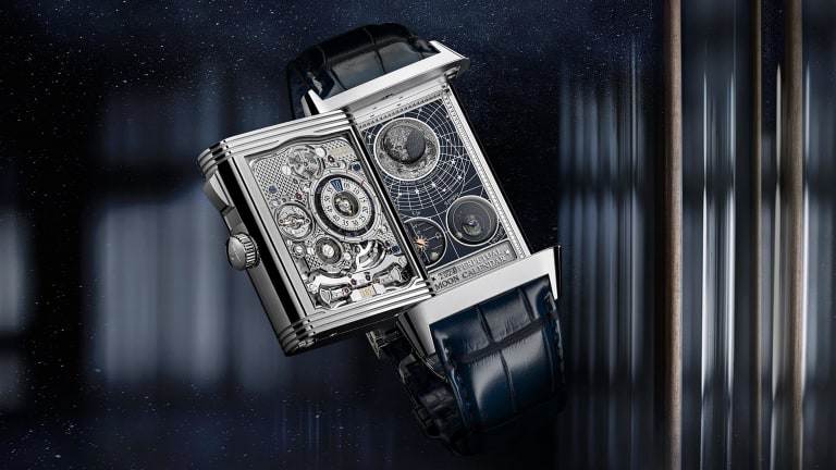 Jaeger-LeCoultre presents two bold updates to the Reverso
