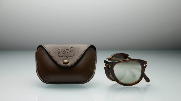 Persol launches a new Steve McQueen Special Edition 714