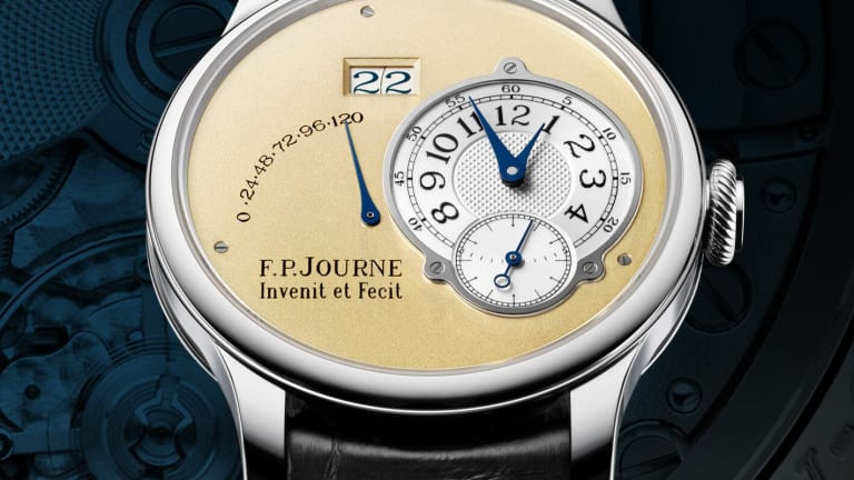 F.P. Journe celebrates 20 years of its Octa Caliber with a special edition Automatique