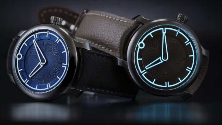 Ming reveals its latest watch in the 17-series, the 17.09
