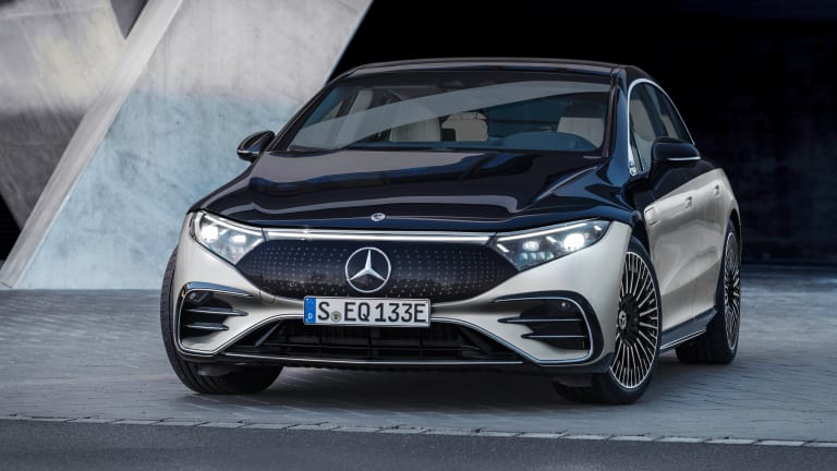 Mercedes EQ launches its all-electric flagship, the EQS