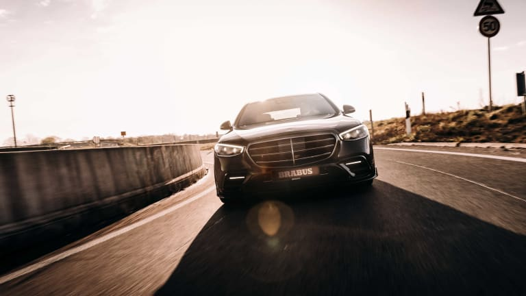 Brabus reveals its upgrades for the all-new Mercedes-Benz S-Class