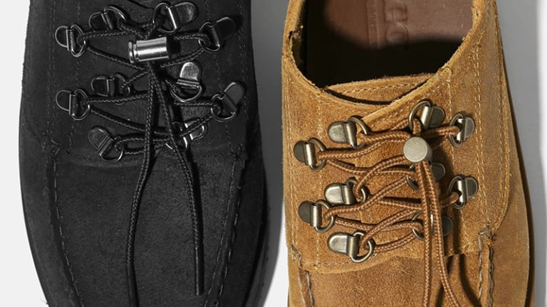Engineered Garments launches its first collaboration with Sebago