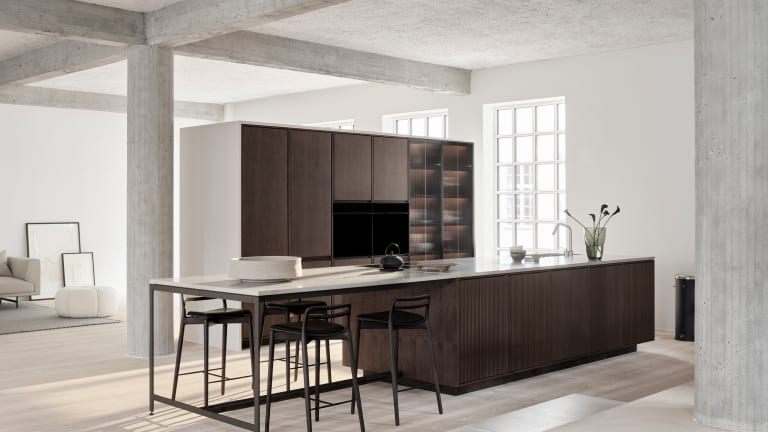 Vipp introduces the V2 Kitchen
