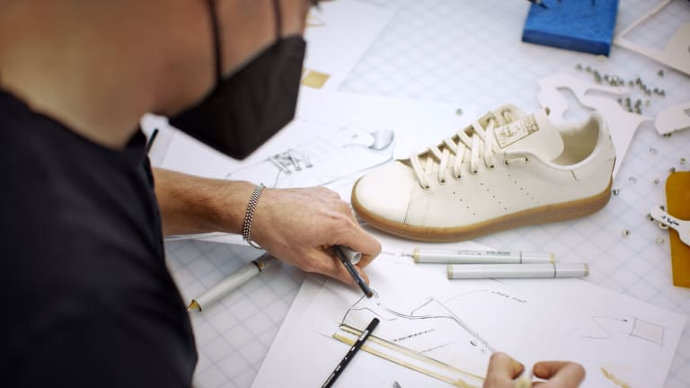 adidas reveals the first shoe made out of Mylo