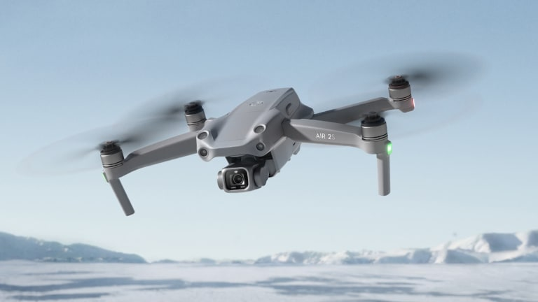 """DJI's new Air 2S packs a 1"""" sensor in one of their most versatile drones to date"""