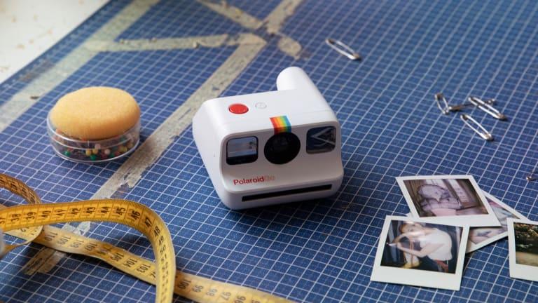 Polaroid reveals Polaroid Go, the smallest analog instant camera on the market