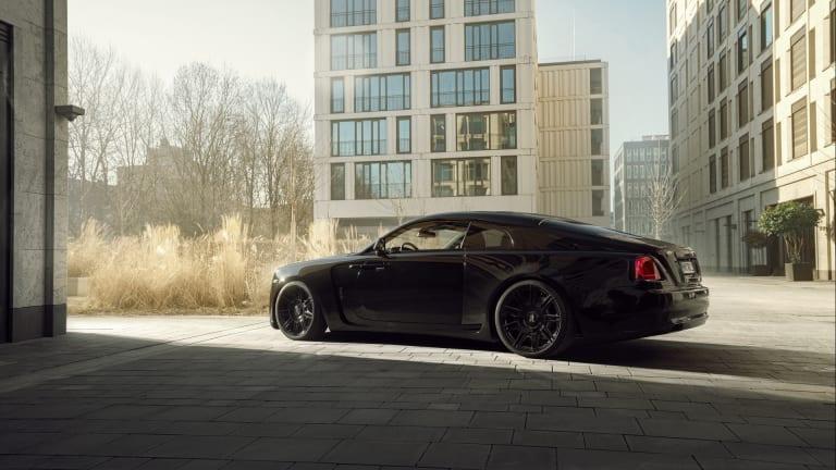 SPOFEC unveils its ultra-limited Rolls-Royce Wraith