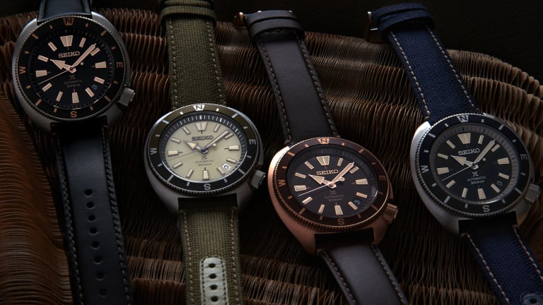 Seiko adds a new adventure watch to its Prospex Land collection