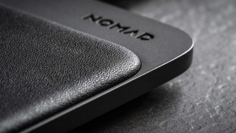Nomad shrinks its wireless charger with the new Base Station Mini
