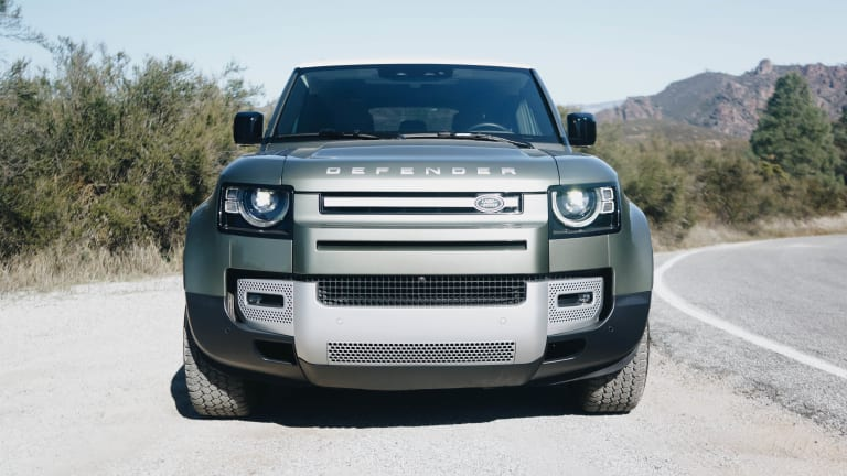 Taking a look back at the new Land Rover Defender on World Land Rover Day