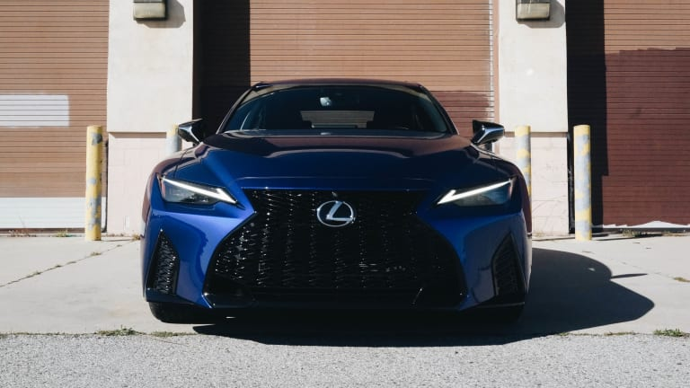Fluidity and Firepower | Exploring the on and off-track capabilities of the new Lexus IS 350 F Sport