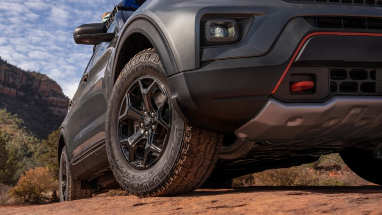 Ford launches its adventure-ready Explorer Timberline