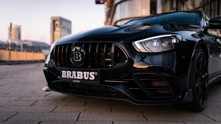 Brabus reveals its latest upgrade kit for the 2021 E 63 S 4MATIC+