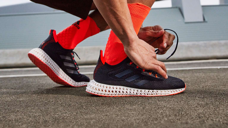 adidas reveals their latest data-driven performance shoe, the 4DFWD
