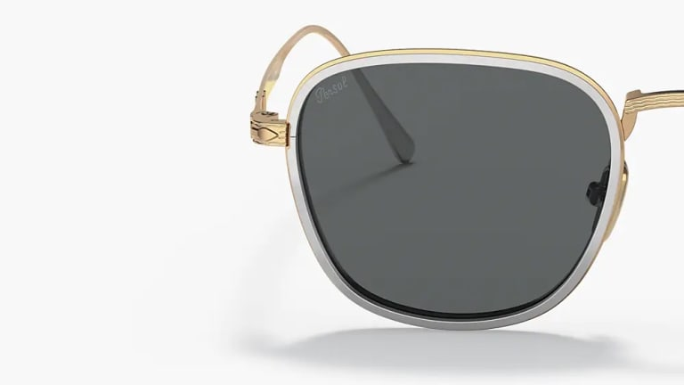 Persol launches its latest collection of titanium eyewear