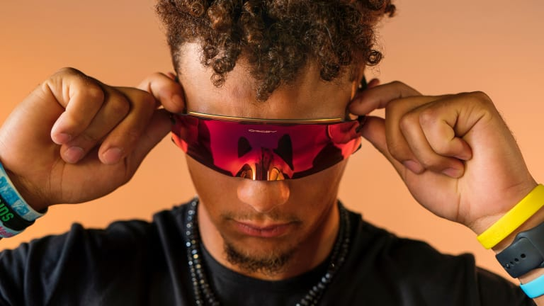 Oakley's Kato performance sunglass is the brand's most advanced optical innovation yet